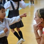 Kindergarden Minamiosawa_Child & dancer