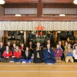 Zen and Meditation in Kamakura_Temple